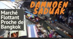 marché flottant bangkok