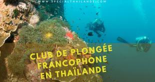 Club de Plongée Francophone en Thaïlande