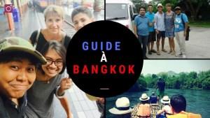 Guide Thaïlandaise à Bangkok (Parlant français)