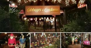 Cabbages and Condoms - Restaurant à Bangkok