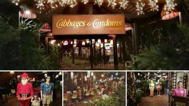 Cabbages and Condoms - Restaurant à Bangkok