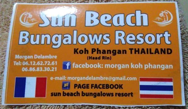 Sun Beach Bungalows