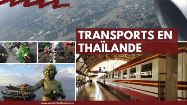 Se déplacer en Thaïlande