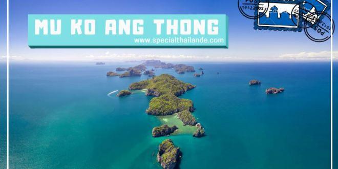 Découvrez Le Parc national de Mu Ko Ang Thong