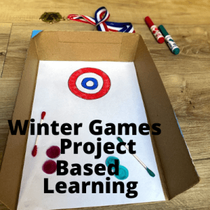 Winter Games Project Based Learning