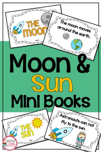 Moon and Sun Mini Books