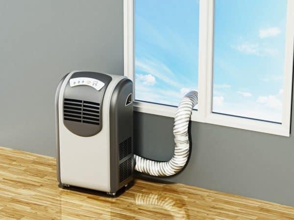 Quiet Portable Window Air Conditioner