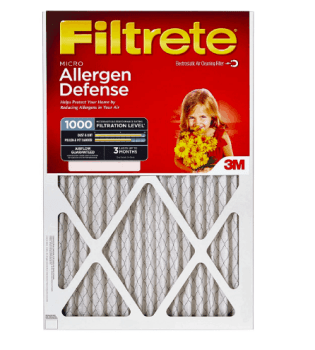 Best HVAC Furnace Filter for Mold Spores - Filtrete micro Allergen Defense