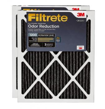 Best HVAC Furnace Filter for Pets & Pet Dander - Filtrete Allergen Defense Odor Reduction