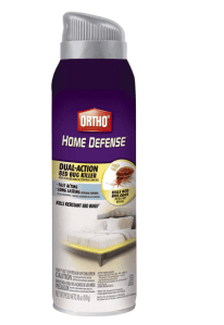 Ortho Home Defense Dual-Action Dust Mite Aerosol Spray