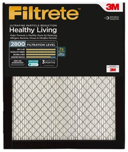 Best Filtrete Smoke AC Furnace Filter