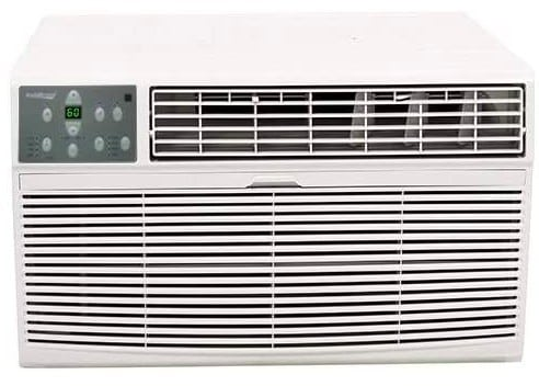 Koldfront WTC8001W 8,000 BTU Through the Wall Air Conditioner