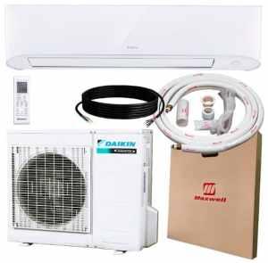 DAIKIN 1 Mini Split A/C Heat Pump