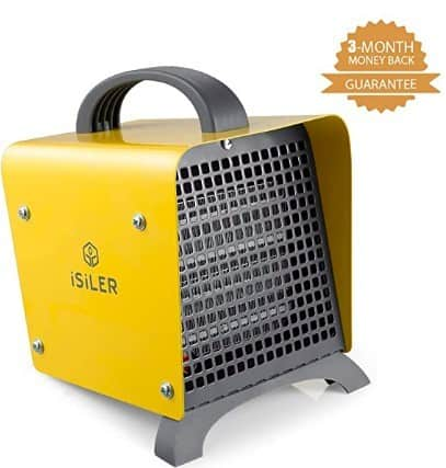 Isiler 1000 - 2000 Watt Space Heater