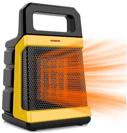 Numifun 1000 - 2000 Watt Space Heater