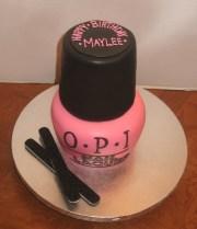 birthday nail joy studio design