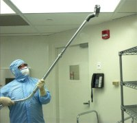Specialty Cleaning Services | Cleanroom Cleaning