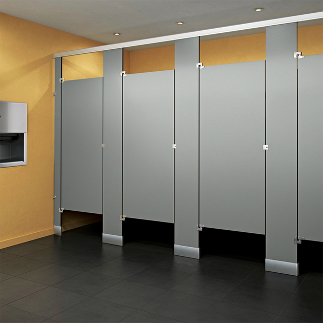 COLORTHRU PHENOLIC PARTITIONS  Specialty Product Hardware