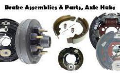 Hubs, Brakes & Spindles
