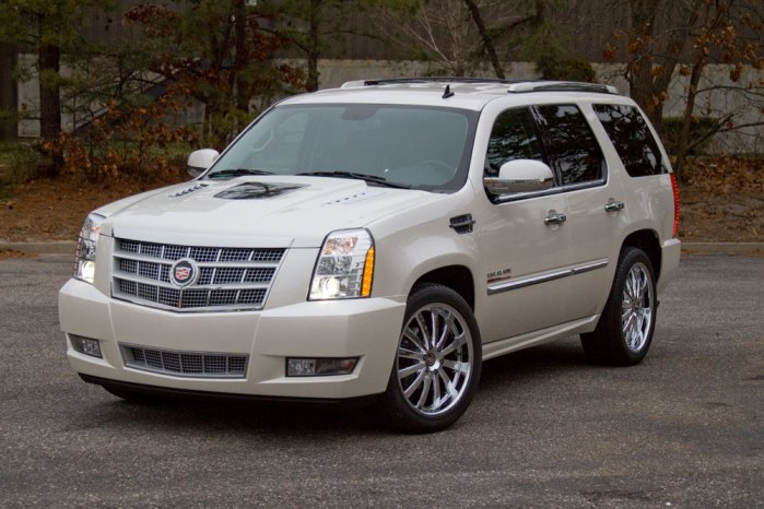 Escalade Gallery Pic 21