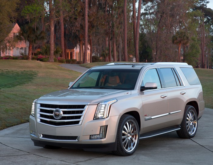 2016-17 Escalade Sport Edition Supercharged