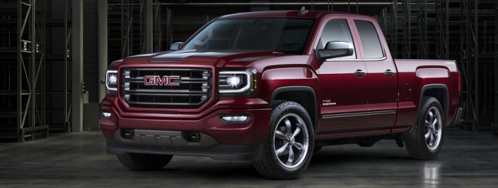 2017 Supercharged Sierra