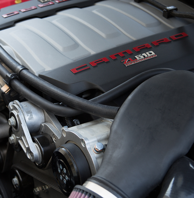ZL610 Supercharger