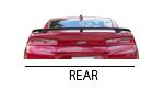 2017 Yenko/SC Camaro Rear Thumbnail