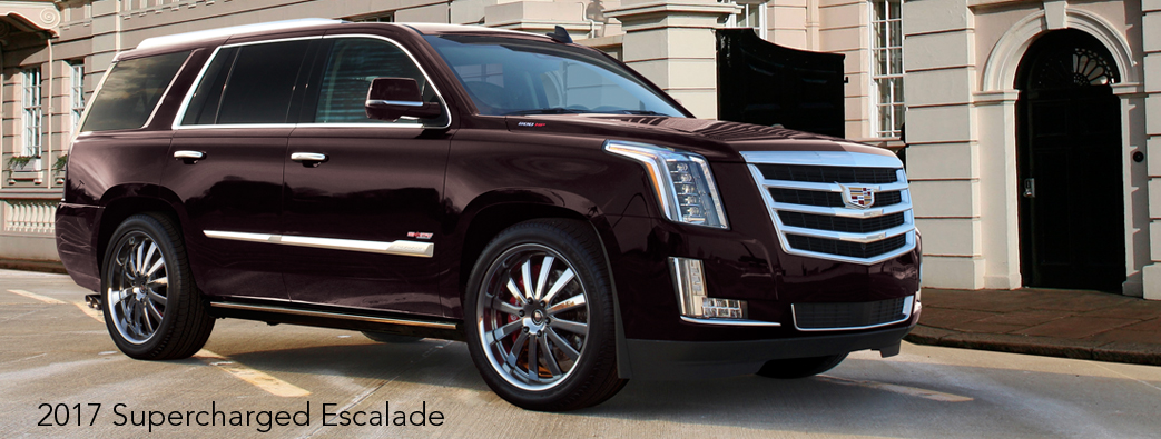 2017 High/Output Series 800HP Escalade