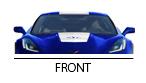 2017 Yenko/SC Corvette Front View