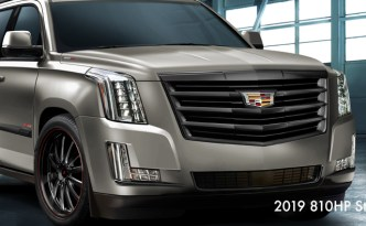 2019 810HP Supercharged Escalade/ESV