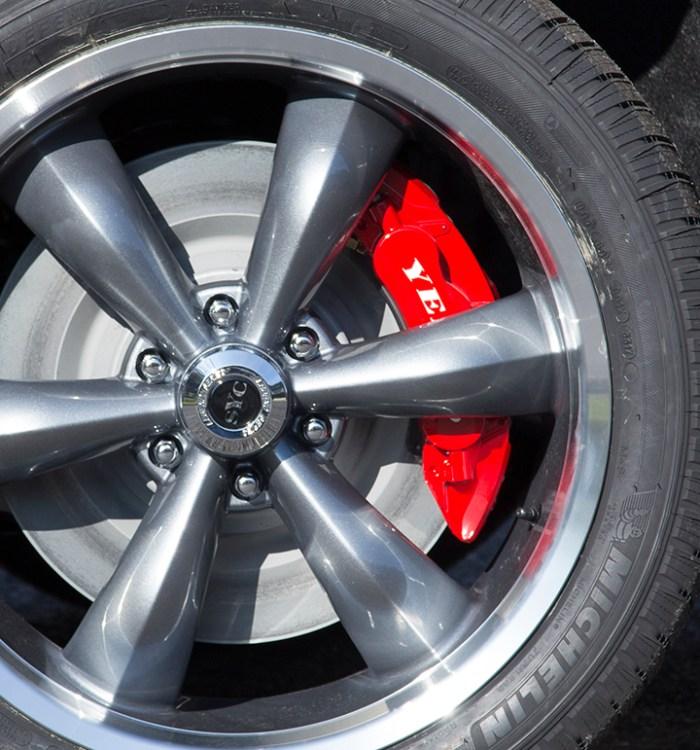 2019 Yenko Silverado Brake Caliper