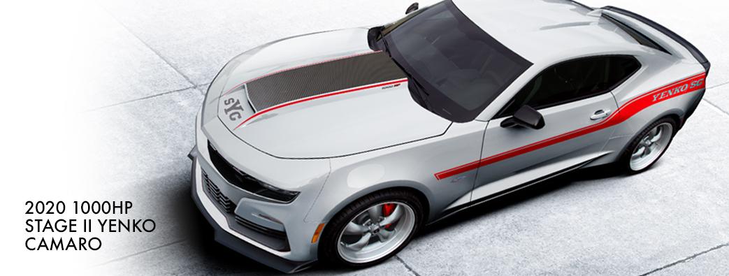 2020 1000HP Stage II Yenko Camaro