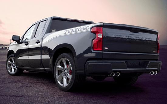 2021 800HP Supercharged Yenko/SC Silverado
