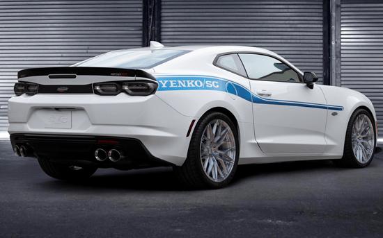 2021 1050HP Stage II Yenko Camaro Pic 1