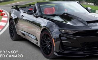 2021 750HP Yenko Supercharged Camaro