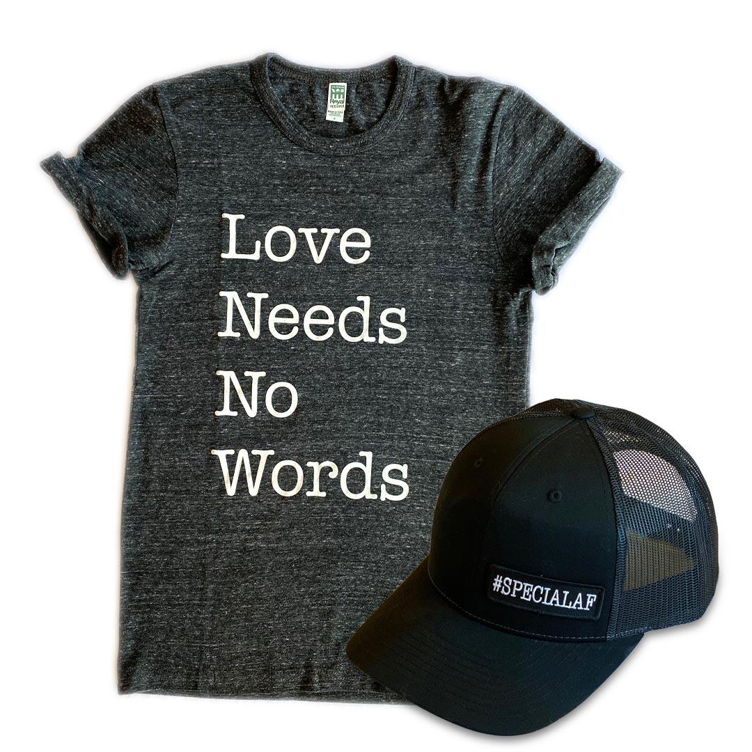 Love Tee + Special AF Hat