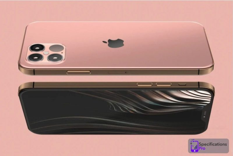 iPhone 13 Rose Gold Color 1