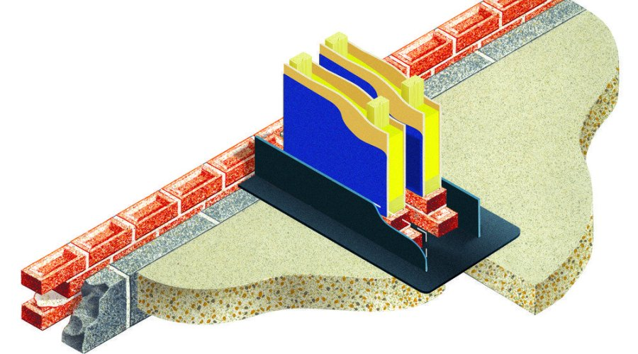 Party Wall Rising Barrier