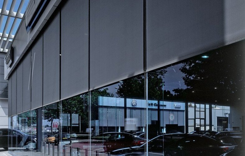 Faber bring a new dimension to external shading solutions