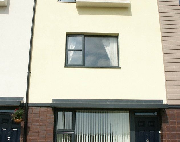 Total Glass supplies coloured windows at Halewood