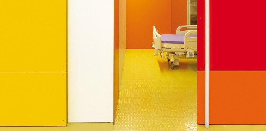 Formica Group satisfies healthcare demands
