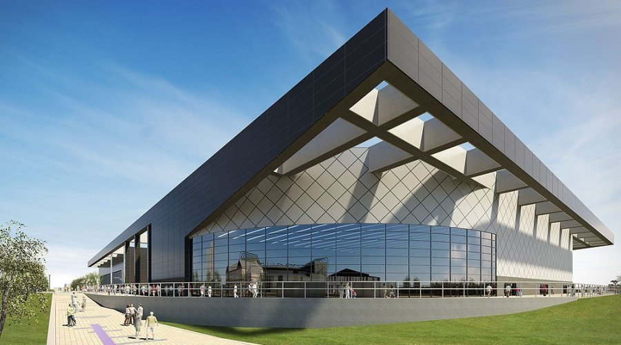 Victaulic takes the honours at sports arena and Velodrome