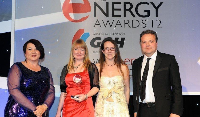 Vent-Axia's Lo-Carbon™ Tempra Wins Energy Award