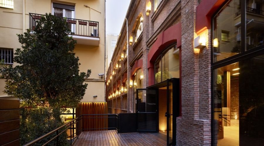 The new offices of the Botín Foundation in Madrid