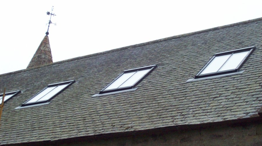conservation roof windows