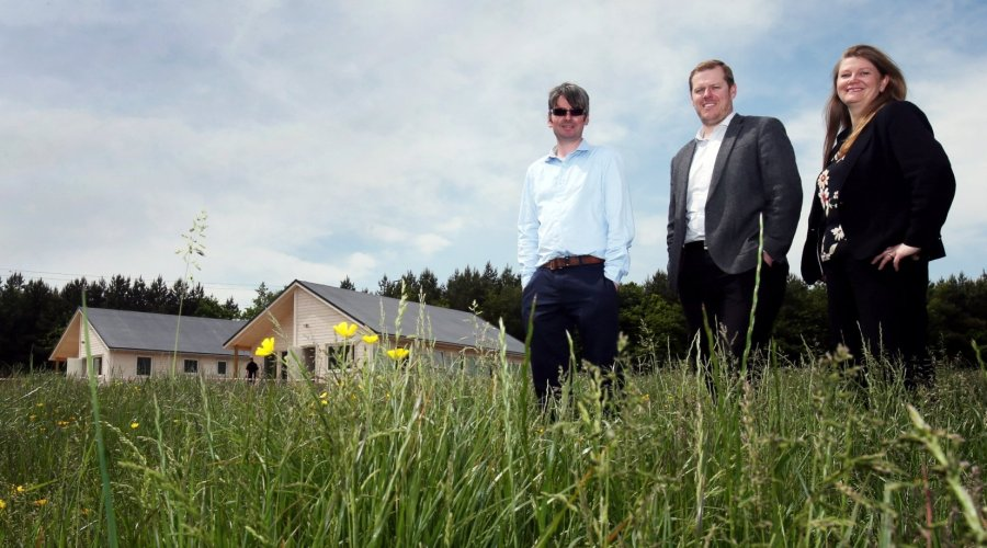 ECO PROJECT PROVIDES RESPITE SPACE IN COUNTY DURHAM