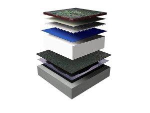Wilotekt Plus Structural Waterproofing (Green, Brown Roof) - 04.04.13