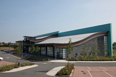 BAXI Oswestry Leisure Centre