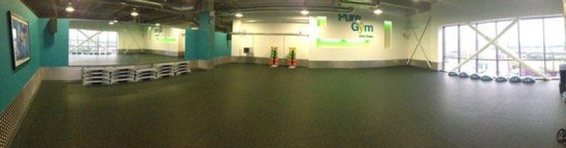SPORTEC® Color water-repellent sports flooring